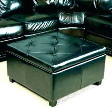 round leather ottoman coffee table leather tufted ottoman coffee table round leather tufted ottoman round leather