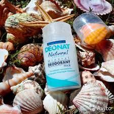 Натуральный <b>дезодорант кристалл</b> deonat 60/100 г купить в ...