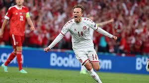 ไฮไลท์ ยูโร 2020 : รัสเซีย 1-4 เดนมาร์ก