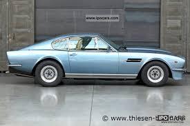 aston martin v8 classic. 1985 aston martin v8 vantage coupe sports car/coupe classic vehicle photo