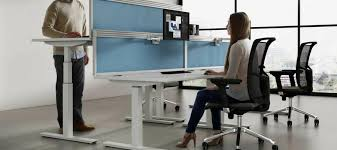 standing office table. the pros and cons of a standing vs sitting office desk table