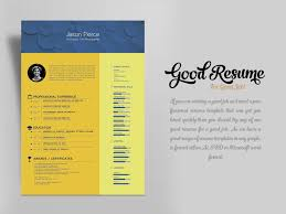 Free Resume Template For Graphic Designer Art Director By Ess Kay