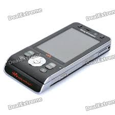 sony ericsson slide phone. refurbished, sony, ericsson, w910i, wcdma, walkman, slide, phone, sony ericsson slide phone w