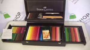 Художественный <b>Набор Faber Castell</b> 110086 обзор - YouTube