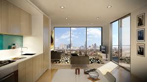 City Apartments Inside