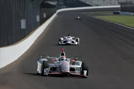 Team Penske Duo Tops Chart On Second Day Of Indianapolis 500