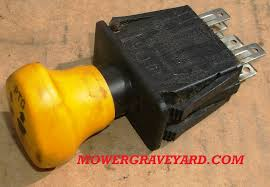 pto switch , lawn mower grave yard equipment used tractor parts Wiring Diagram Symbols at 725 04174 Wiring Diagram