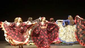 NW Folklife 2011 Russian Gypsy Romani Цыганский танец ...