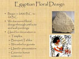 history of floral design powerpoint the history of floral design ppt video online download