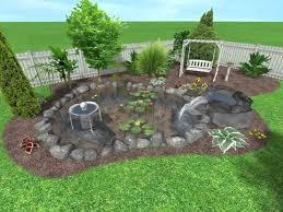 Small Picture Small Home garden landscape design ideas YouTube