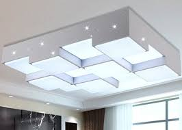large lighting fixtures. Stunning Large Ceiling Light Fixtures 3200lm Home Led Lighting Flat Panel 3