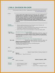 Free Nursing Resume Templates Cool Nursing Resume Templates Awesome Rn Resume Samples Free Nursing