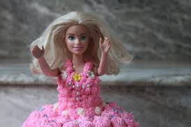 Barbie Birthday Cake Recipe How To Make A Barbie Doll Cake At Home