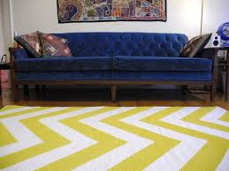 image of yellow area rugs