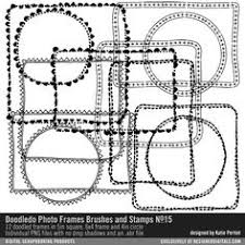 tabbed frames brushes and stamps no 02 sentiment borders House Plan Photoshop Brushes 15 brushes and stamps doodled photo borders and frames in a freestyle house design photoshop brushes