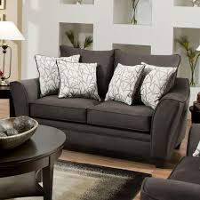 American Contemporary Furniture American Furniture 3850 Elegant Loveseat With Contemporary Style