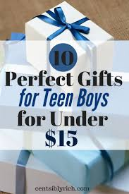 boys can be hard to for especially on a budget here are 10 perfect gift ideas for the boy in your life for under 15 each