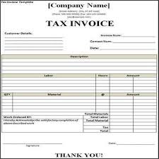 Printed Tax Invoice Form Manufacturer From Mumbai