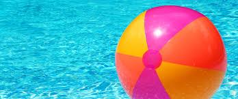 swimming pool beach ball background. Swimming Pool Beach Ball Background N