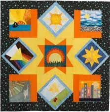International Block Swap by Quilts Around The World – Quilting On ... & Block ... Adamdwight.com