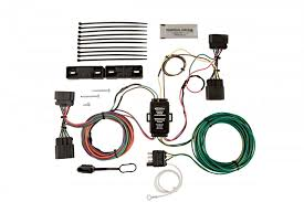 hopkins towing solutions 56105 cadillac towed vehicle wiring kit wiring harness for towing jeep at Wiring A Towed Vehicle