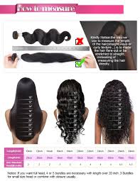 28 Albums Of Water Wave Hair Length Chart Explore
