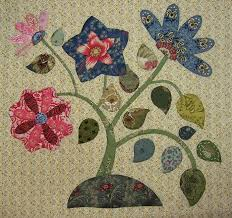 259 best Quilts: Baltimore Album images on Pinterest | Applique ... & JANE'S THREADS AND TREASURES: