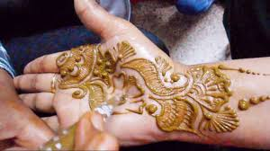 Arabic Mehndi Design Tutorial Beautiful Indo Arabic Henna Design