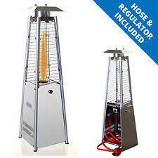tabletop patio heater. Garden Table Top Patio Heater Stainless Steel Pyramid Outdoor Gas Powered 3kw Tabletop