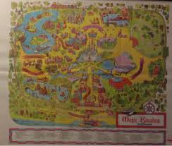 official reprint of the 1971 magic kingdom map aka my new wall art  on map wall art reddit with official reprint of the 1971 magic kingdom map aka my new wall art