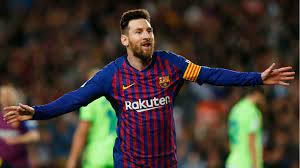 ميسي يقود نادي برشلونة لإحراز لقب بطولة إسبانيا الـ26 في تاريخه