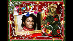 Michael Jackson Christmas song The Little Drummer Boy with ...