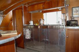 Restored Kitchen Cabinets Interior Photos Of Retro Vintage Camper Trailers Google Search