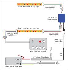 rgb 4a jpg 88light mini rgb led signal amplifier wiring diagrams 600 x 620