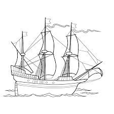 Kleurplaat Piratenschip Auto Electrical Wiring Diagram
