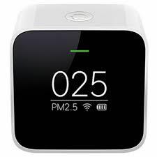 Купить <b>Анализатор воздуха Xiaomi</b> PM 2.5 Air Detector (White ...