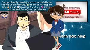 Conan Thám Tử Lừng Danh Tập Phim Những Nàng Công Chúa Tài Năng - YouTube