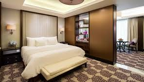 On Suite Bedroom Deluxe Suite Official Site Of Sands Macao