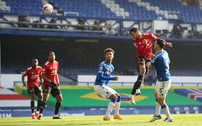 I'm just wondering about shaqiri. Bruno Fernandes Double Leads Man Utd To Victory Against Everton As Players Prove They Will Still Scrap For Solskjaer