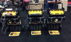 dewalt portable power station impromptu charging