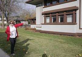 Iowa All Over: Mason City home salutes Prairie School-style | The Gazette