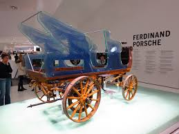 first electric motor car. [Image Source: Flickr] First Electric Motor Car