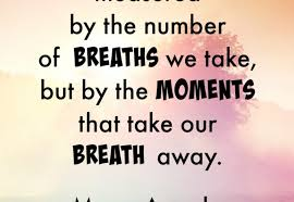 Today Quotes About Life Extraordinary Life Not Measured By Breaths Quote For CF Cystic Fibrosis News Today