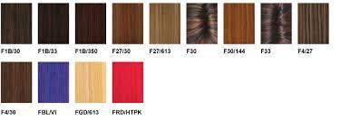 Remy Colour Chart Saga Remy Hair Color Chart Lajoshrich Com