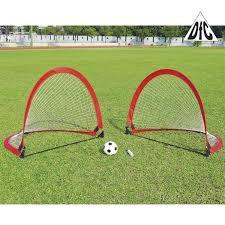 <b>Ворота</b> игровые <b>DFC Foldable</b> Soccer GOAL5219A купить в ...