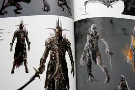 the only thing i want now is an artbook from bloodborne