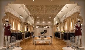 clothes store interior 3d model max 1