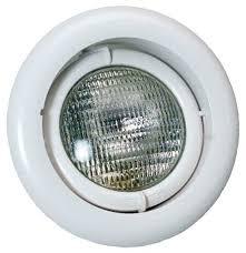 recessed light fixture compact fluorescent round pool aquareva