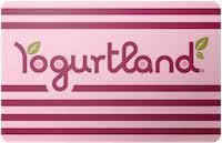 yogurtland gift cards
