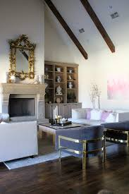 Zen Living Room Design Modern Glam Zen Living Room Baroque Venetian Mirror Mgbw Franco